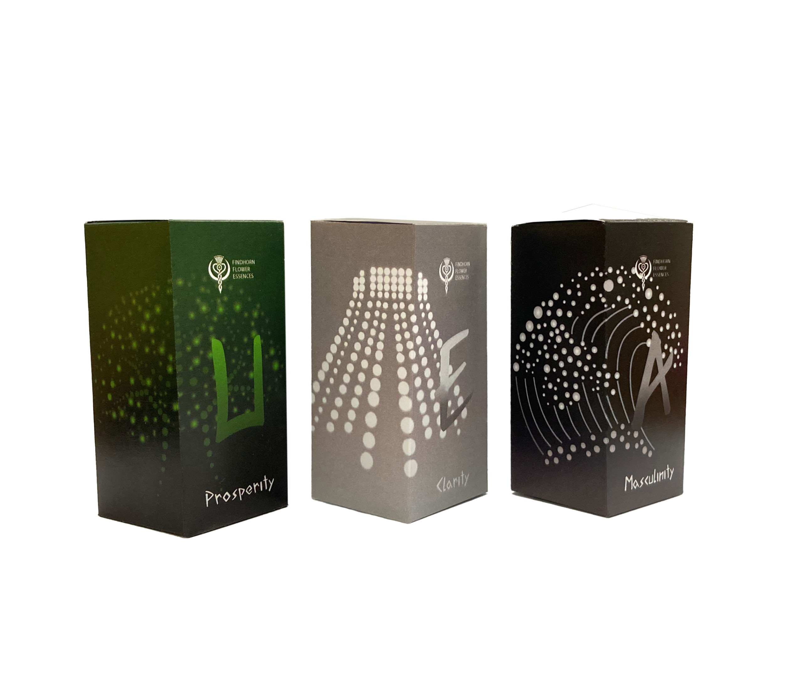 Packaging of three products